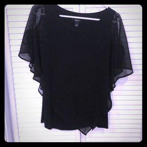 Alyssa Black blouse